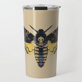Death's-head hawkmoth Travel Mug