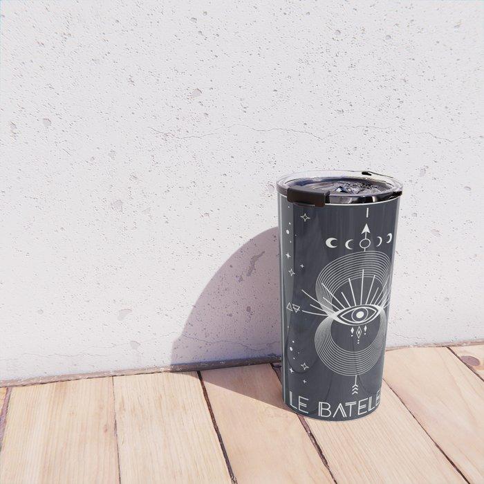 The Magician or Le Bateleur Tarot Travel Mug