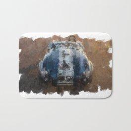 Shelby Cobra Front Bath Mat