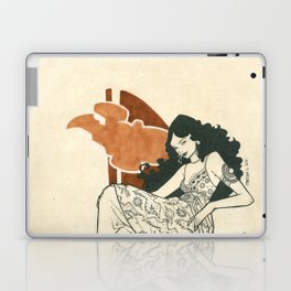Why would I want to leave serenity? - Inara Laptop & iPad Skin