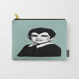 wolfboy eddie munster Carry-All Pouch