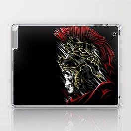 Roman Skull Laptop & iPad Skin