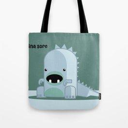 Dina Sore Tote Bag