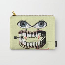 Immortal Chatter Carry-All Pouch