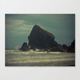 Ballydwan Cove Canvas Print