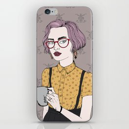 Darlene iPhone Skin