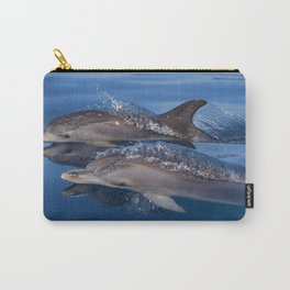 Beautiful Spotted dolphins Stenella frontalis Carry-All Pouch