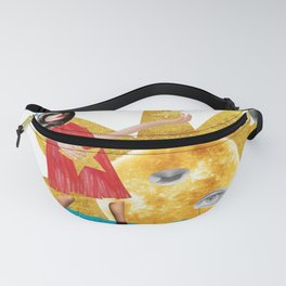 My star Fanny Pack