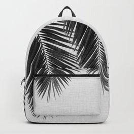 Palm Leaf Black & White I Backpack