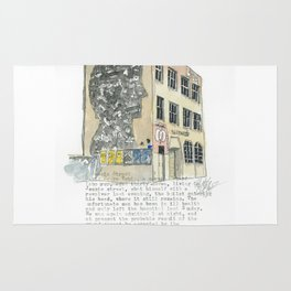 1 Jessie Street. Rug