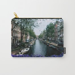 Charming Amsterdam Carry-All Pouch