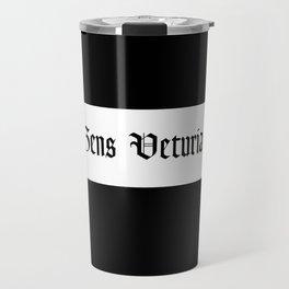 Gens Veturia Black Travel Mug