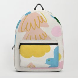 Abstraction_Nature_Beautiful_Day Backpack