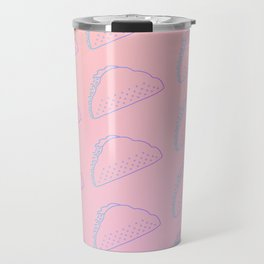 Taco Tuesday Pattern Travel Mug