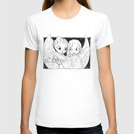 Mune and Glim (Mune: Guardian of the Moon) T-shirt