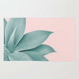 Agave Finesse #3 #tropical #decor #art #society6 Rug