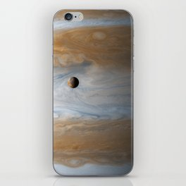 Above the Clouds – Jupiter and Io iPhone Skin