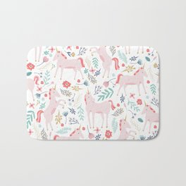 Unicorn Fields Bath Mat