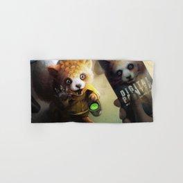 Digital Painter available for work Hand & Bath Towel