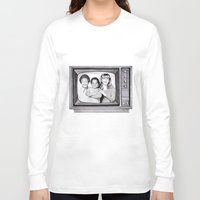 arnold Long Sleeve T-shirts featuring Arnold & willy by label tania
