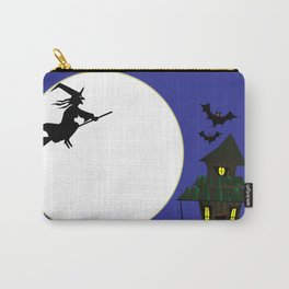 Witches Cottage Carry-All Pouch