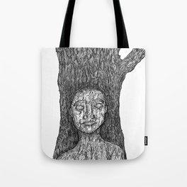 Kasia Tree Tote Bag