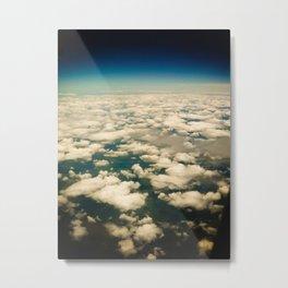 In the air Metal Print