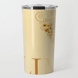 I heart Klimt Travel Mug