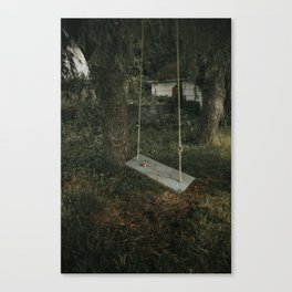 Tampered Youth Canvas Print