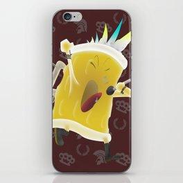 punk & cheers   iPhone Skin