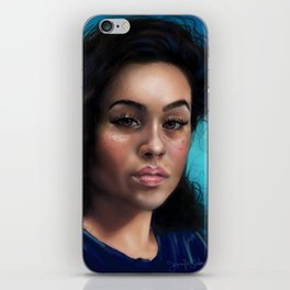 Freckles iPhone Skin