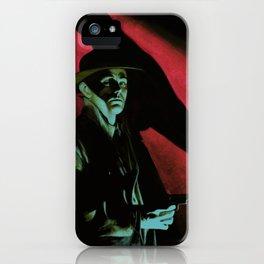 Gun 4 Hire iPhone Case