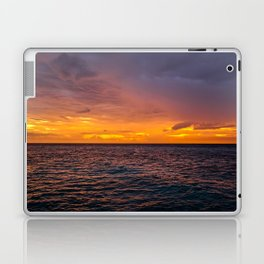 Maldivian Sunset Laptop & iPad Skin