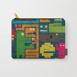 Moster  Carry-All Pouch