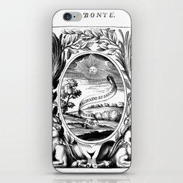 Goodness iPhone Skin