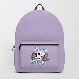 That is the Question Backpack