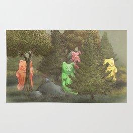 Wild Gummy Bears Rug