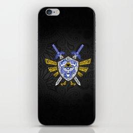 Heroes Legend - Zelda iPhone Skin