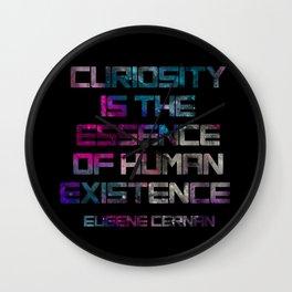 Curiosity Wall Clock