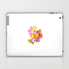 New Mixed Era -  Purple Faced Flower Laptop & iPad Skin