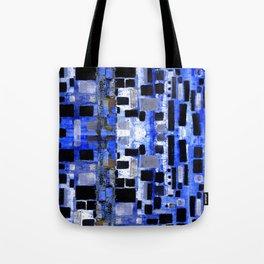 Urban Blocks Tote Bag