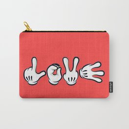 Micky Love Carry-All Pouch