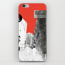 I love Belgrade iPhone Skin
