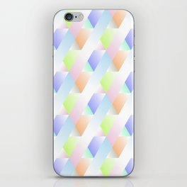 Irregular Forms iPhone Skin