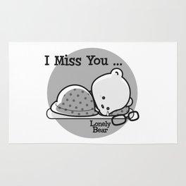 I Miss You Rug