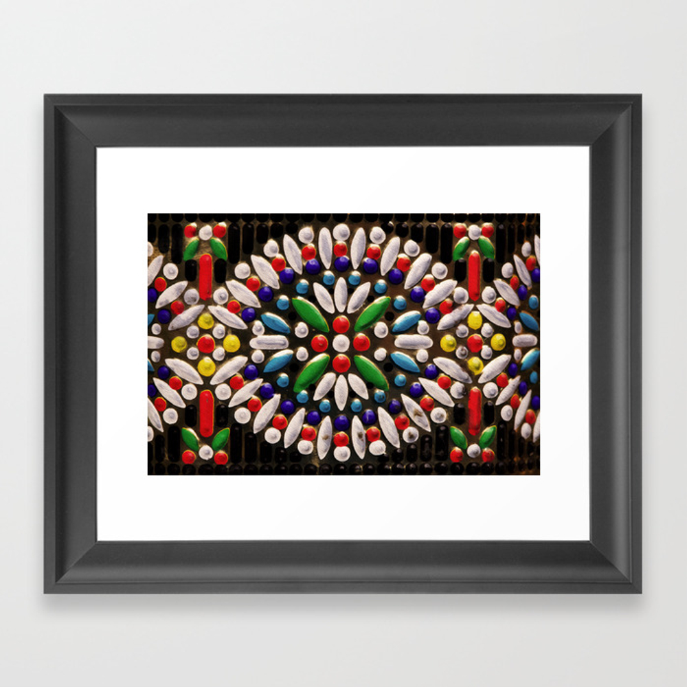 Oh Mexico! Framed Art Print by Fantasticvintage FRM8582865