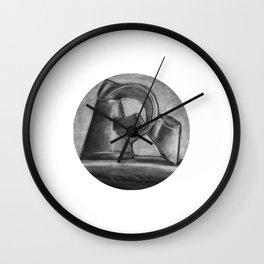 Empty Drink Wall Clock
