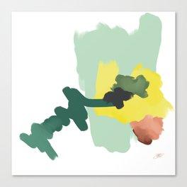 Very soft smooth sensation Canvas Print