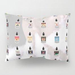 Vape Flavors Pillow Sham