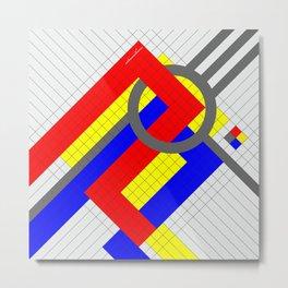 i3 Metal Print